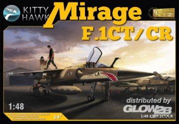 Mirage F.1 CT/CR · KH 80111 ·  Kitty Hawk · 1:48