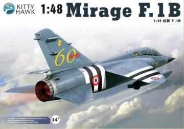 Mirage F-1B · KH 80112 ·  Kitty Hawk · 1:48