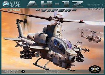 AH-1Z Viper · KH 80125 ·  Kitty Hawk · 1:48
