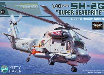 SH-2G Super Seasprite · KH 80126 ·  Kitty Hawk · 1:48
