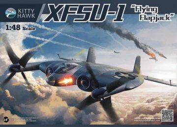 XF5U-1 Flying Pancakes · KH 80135 ·  Kitty Hawk · 1:48