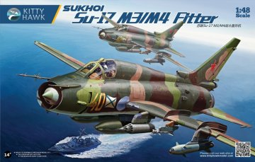 Sukhoi Su-17M3/M4  Fitter-K · KH 80144 ·  Kitty Hawk · 1:48