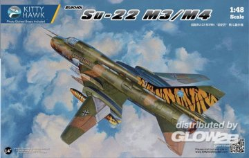 Sukhoi Su-22 M3/M4 Fitter-F · KH 80146 ·  Kitty Hawk · 1:48