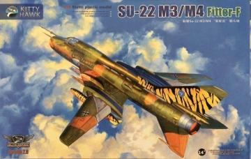 Su-22 M3/M4 Fitter-F · KH 80146S ·  Kitty Hawk · 1:48