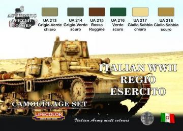 Italian Regio Esercito · LIFE CS08 ·  Lifecolor