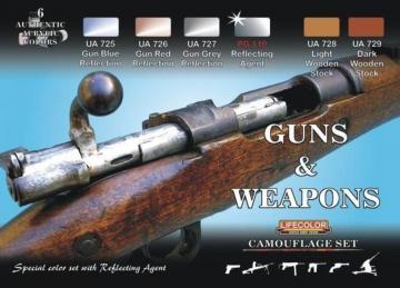 Guns and Weapons · LIFE CS26 ·  Lifecolor