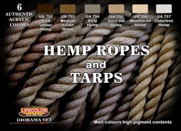 Hemp Ropes and Tarps · LIFE CS28 ·  Lifecolor