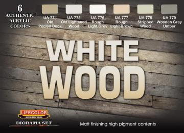 White Wood · LIFE CS38 ·  Lifecolor