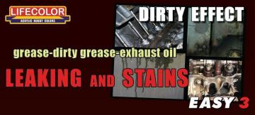 Grease-dirty grease-exhaust oil · LIFE MS05 ·  Lifecolor