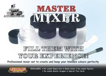 Master Mixer · LIFE MX ·  Lifecolor