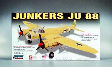 Junkers Ju 88 · LI 0509 ·  Lindberg · 1:72