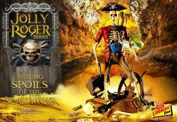 Jolly Roger - The shining Spoils of the scallywag · LI 0614 ·  Lindberg · 1:12