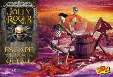 Jolly Roger - Escape the tentacles of Fate · LI 0615 ·  Lindberg · 1:12