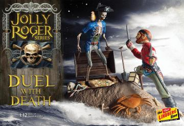 Jolly Roger - Duel with Death · LI 0616 ·  Lindberg · 1:12