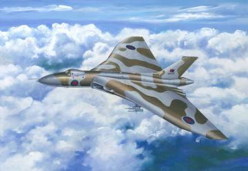 R.A.F.Strategic Bomber VULCAN B.2 · LIO L1001 ·  Lion Roar · 1:144