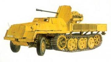 WWII Ger. 3,7cm FlaK43 auf Sws · LIO L3516 ·  Lion Roar · 1:35