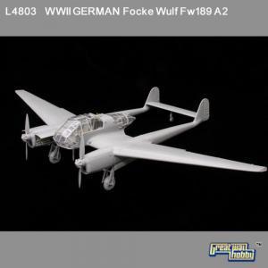 Focke-Wulf Fw-189 A2 · LIO L4803 ·  Lion Roar · 1:48