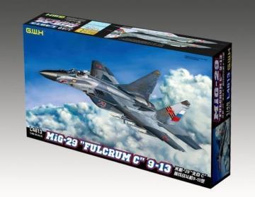 MIG-29 9-13 Fulcrum C · LIO L4813 ·  Lion Roar · 1:48