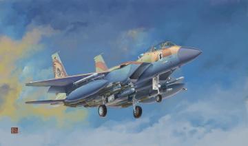 F-15I IAF Ra am · LIO L4816 ·  Lion Roar · 1:48