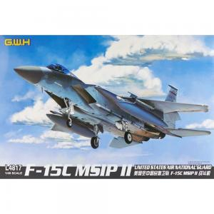 F-15C MSIP II United States Air Nati.Guard · LIO L4817 ·  Lion Roar · 1:48
