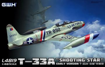 T-33A Early Version · LIO L4819 ·  Lion Roar · 1:48