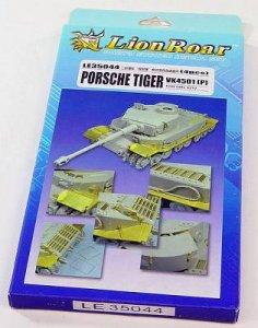 Porsche Tiger VK4501(P) for DML 6210 · LIO LE35044 ·  Lion Roar · 1:35