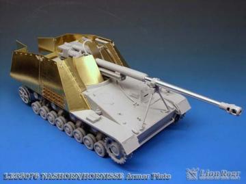Armor Plate for Nashorn/ Hornisse SPG for DML · LIO LE35076 ·  Lion Roar · 1:35