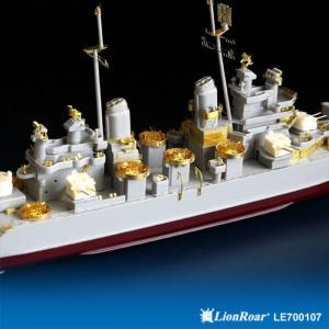 WWII USN Heavy Cruiser CA-68 Baltimore for Trumpeter · LIO LE700107 ·  Lion Roar · 1:700