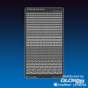 Perforate Board for Stiffener (No Hole) · LIO LE700152 ·  Lion Roar · 1:700