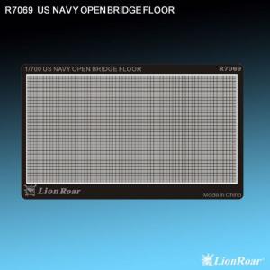 WWII U.S. Navy Wheather Deck · LIO R7069 ·  Lion Roar · 1:700