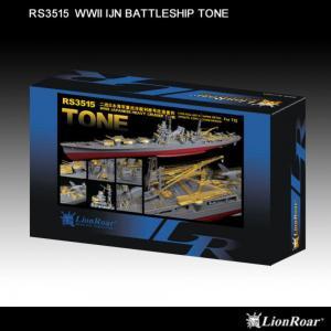 WWII IJN Heavy CruiserTone f.Tamiya78024 · LIO RS3515 ·  Lion Roar · 1:350