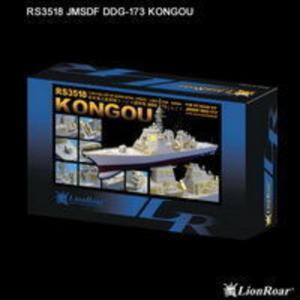 JMSDF DDG-173 Kongou · LIO RS3518 ·  Lion Roar · 1:350