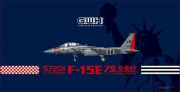 USAF F-15E D-Day 75th Anniversary Limited Items · LIO S7201 ·  Lion Roar · 1:72