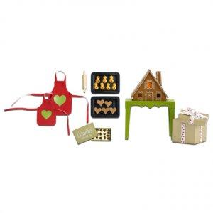 Smaland: Lebkuchenhaus Set · LUN 60508800 ·  Lundby