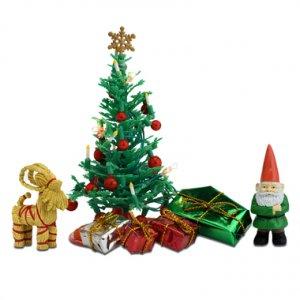 Smaland: Weihnachtsbaumset · LUN 60603900 ·  Lundby