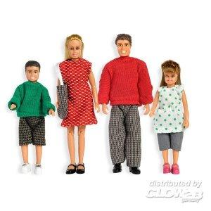 Lundby: Puppenfamilie, Classic · LUN 60805900 ·  Lundby