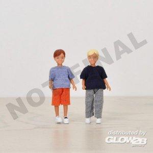Lundby: Jungs, zwei Figuren · LUN 60806500 ·  Lundby