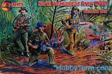 NVA (North Vietnamese Army) · MRF 32007 ·  Mars Figures · 1:32