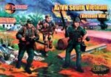 AEVN South Vietnam, Vietnam War · MRF 32009 ·  Mars Figures · 1:32