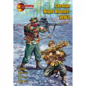 WWII German Night Hunters · MRF 32028 ·  Mars Figures · 1:32