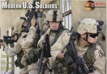 US Modern soldiers · MRF 72003 ·  Mars Figures · 1:72