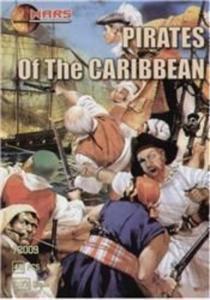 Pirates of the Caribbean · MRF 72009 ·  Mars Figures · 1:72