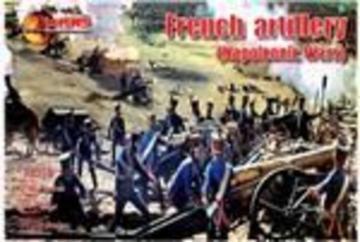 French artillery, Napoleonic Wars · MRF 72016 ·  Mars Figures · 1:72