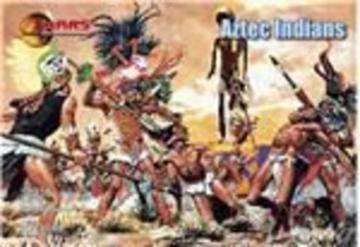 Aztec Indians · MRF 72018 ·  Mars Figures · 1:72