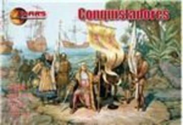 Conquistadores · MRF 72019 ·  Mars Figures · 1:72