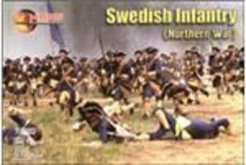 Swedish Infantry (Northern war) · MRF 72020 ·  Mars Figures · 1:72