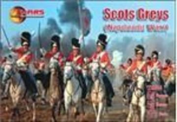 Scott Greys, Napoleonic Wars · MRF 72024 ·  Mars Figures · 1:72