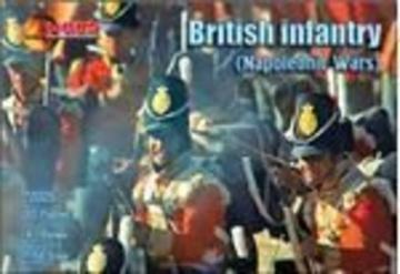 British Infantry, Napoleonic Wars · MRF 72025 ·  Mars Figures · 1:72