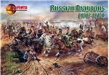 Napoleonic Russian Grenadiers · MRF 72029 ·  Mars Figures · 1:72