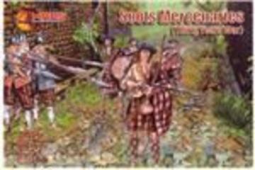 Scots Mercenaries, 30 years war · MRF 72034 ·  Mars Figures · 1:72
